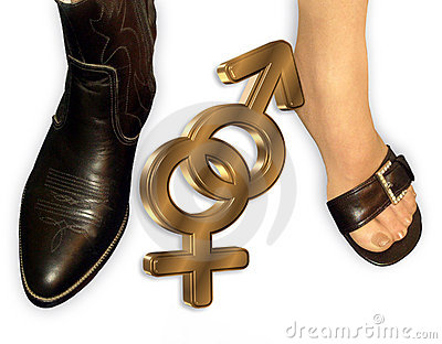 Man Woman gender symbols
