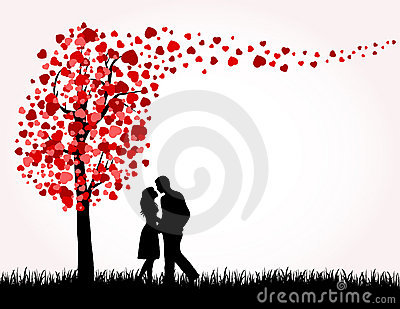 Man, Woman and Love tree