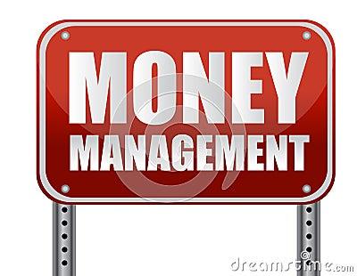 Management-Zeichen