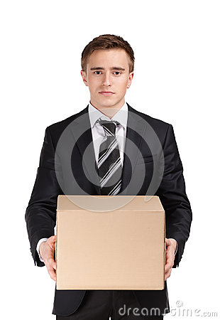 Manager with parcel