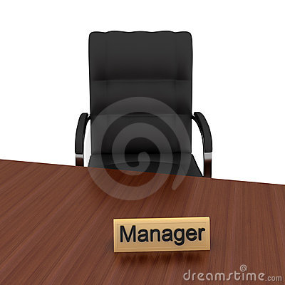 Manager s seat