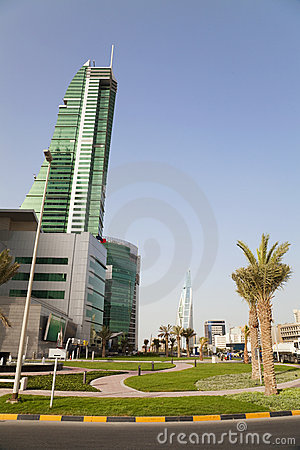 Manama city scenery bahrain royalty free stock image for United international decor bahrain