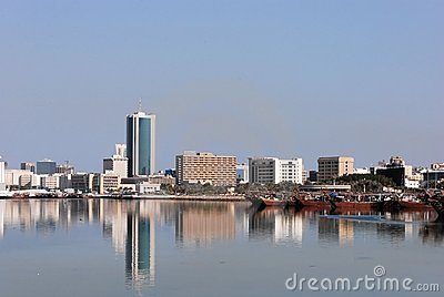 Manama cityscape