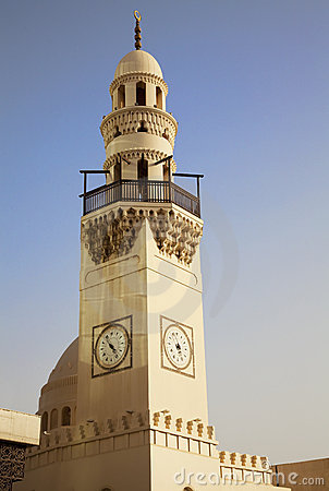Manama s Little City Mosque, Bahrain