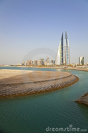 Manama View, Bahrain