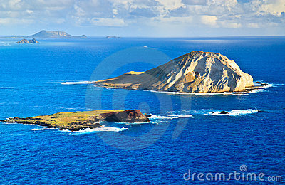 Manana Island (Rabbit Island), Oahu Hawaii
