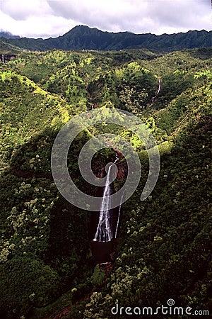 Manawaiopuna Falls Kauai