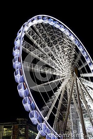Manchester wheel 2