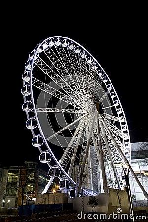 Manchester wheel 3