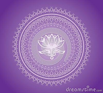 Free Mandala Royalty Free Stock Photo - 14574165
