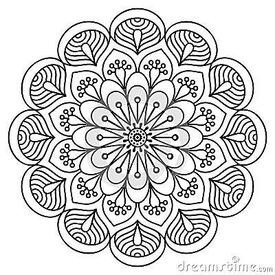 Free Mandala Stock Images - 59431674