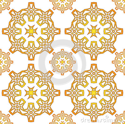 Mandala abstract  pattern