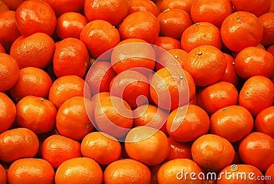 Mandarin heap