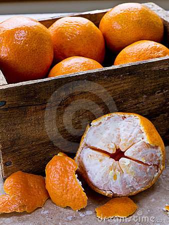 Mandarin Orange or Clementines