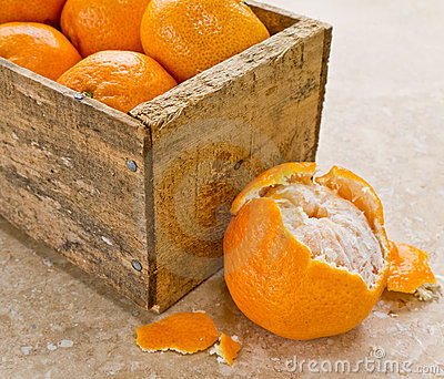 Mandarin Orange or Clementines