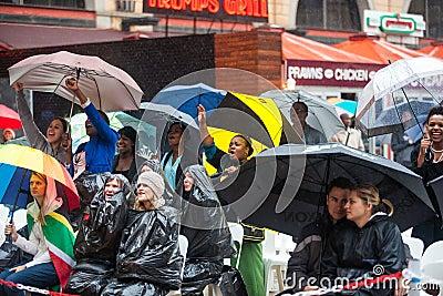 Mandela memorial day Editorial Photography