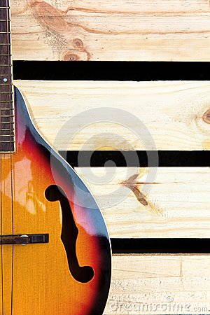 Free Mandolin Background Concept Stock Image - 28201621