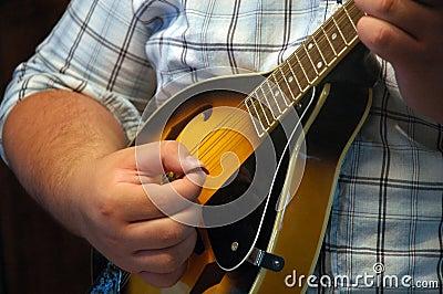Mandolin hands 1