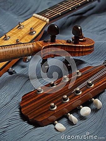 Mandolin, Violin & Guitar Head Trio