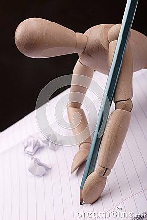Manequin writer