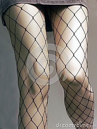 Manequine legs
