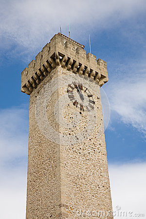 Mangana tower, Cuenca