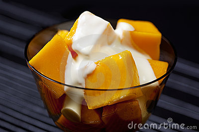 Mango and Cream