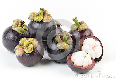 Mangosteen the queen of fruit