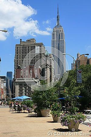 Manhattan Editorial Photo