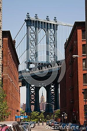 Free Manhattan Bridge Stock Photo - 5276210
