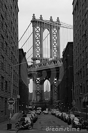 Free Manhattan Bridge Royalty Free Stock Image - 783366