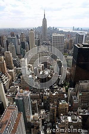 Manhattan - City Scape