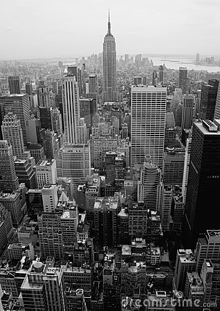 Free Manhattan New York City Royalty Free Stock Photography - 13948297