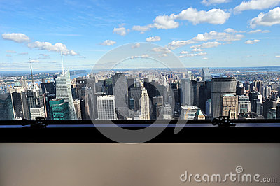 Manhattan - New York City Editorial Stock Image
