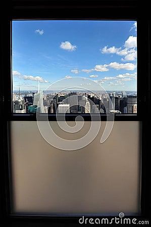 Manhattan - New York City Editorial Stock Photo