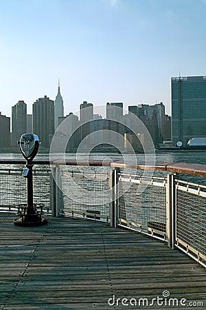 Manhattan New York Upper East Side USA
