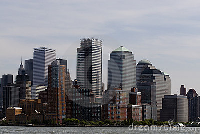 Manhattan skyline