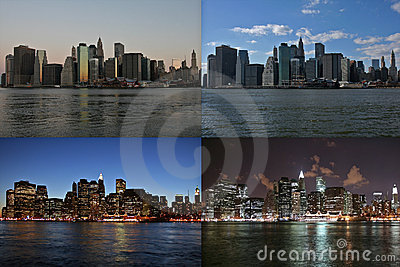 Manhattan Time Lapse