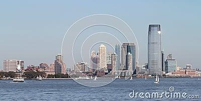 Manhattan in zon
