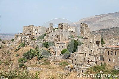 Mani village