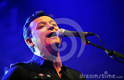 Manic Street Preachers Editorial Stock Image