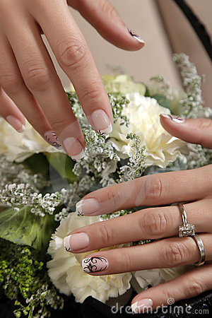 Free Manicure Stock Images - 13445554