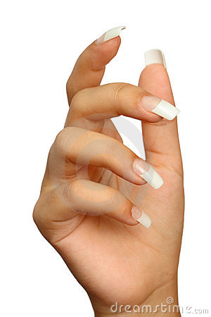 Free Manicure Royalty Free Stock Photos - 3959368