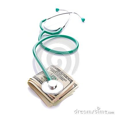 Expences för en sjukvård