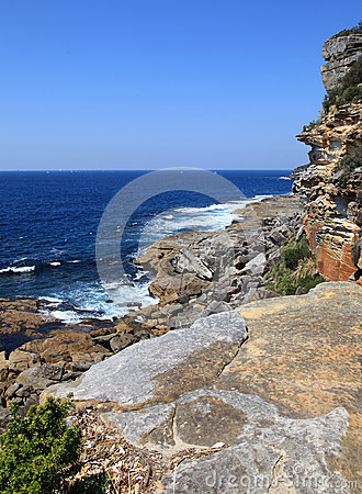 Free Manley Beach And North Head Royalty Free Stock Images - 36147859