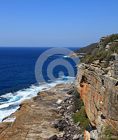 Free Manley Beach And North Head Royalty Free Stock Photos - 36147978