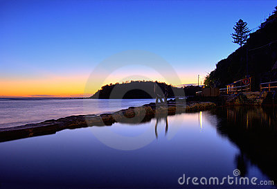 Manly Beach Tidal Pool - Australia
