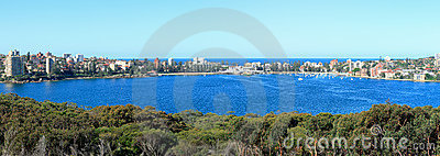 Manly Cove Panorama