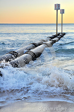 Manly Storm Drain Pipes