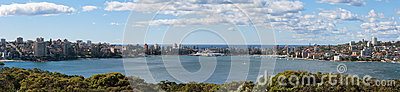 Manly Wharf Australia - Panoramic